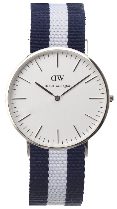 Wrist watch Daniel Wellington Classic Glasgow for Men - picture, photo, image