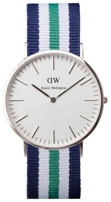 Wrist watch Daniel Wellington Classic Nottingham for Men - picture, photo, image