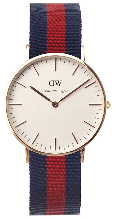 Daniel Wellington Classic Oxford Lady gold pictures