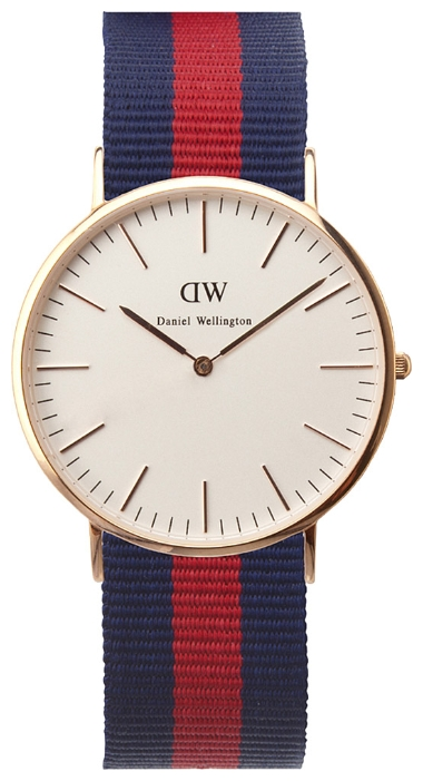 Wrist watch Daniel Wellington Classic Oxford for Men - picture, photo, image