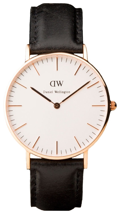 Daniel Wellington Classic Sheffield Lady gold pictures