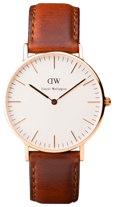 Daniel Wellington Classic St. Andrews Lady gold pictures