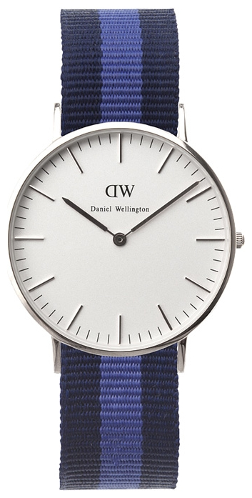 Wrist watch Daniel Wellington Classic Swansea Lady for women - picture, photo, image