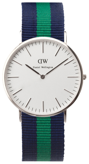 Wrist watch Daniel Wellington Classic Warwick for Men - picture, photo, image
