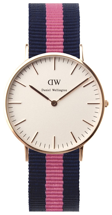 Daniel Wellington Classic Winchester Lady gold pictures