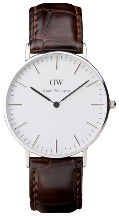 Wrist watch Daniel Wellington Classic York Lady for women - picture, photo, image