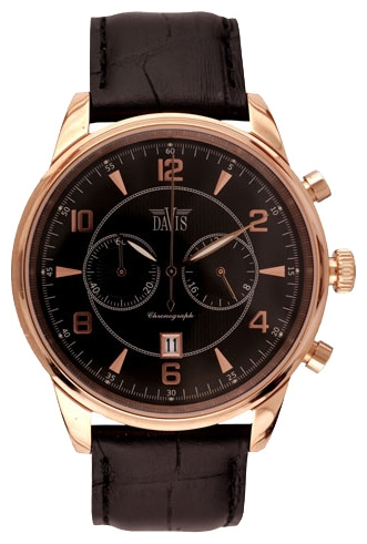 Wrist watch Davis 1240 for Men - picture, photo, image