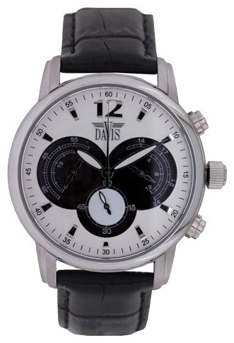 Wrist watch Davis 1261 for Men - picture, photo, image