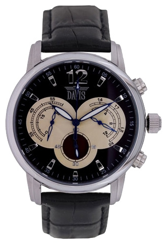 Wrist watch Davis 1262 for Men - picture, photo, image