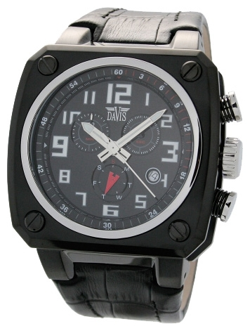 Wrist watch Davis 1361 for Men - picture, photo, image