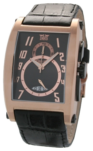 Wrist watch Davis 1372 for Men - picture, photo, image