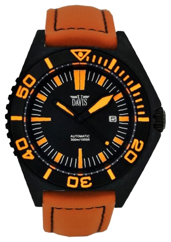 Wrist watch Davis 1393 for Men - picture, photo, image