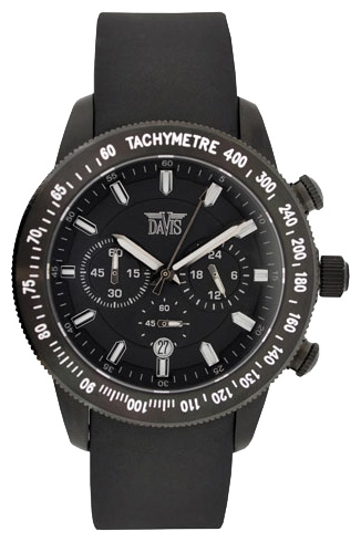Wrist watch Davis 1698 for Men - picture, photo, image