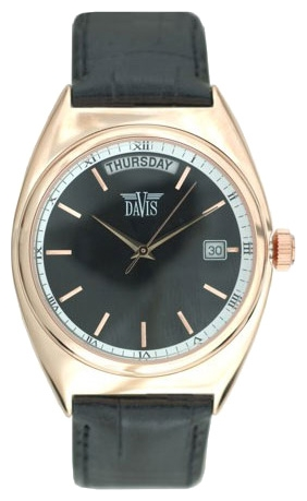 Wrist watch Davis 291 for women - picture, photo, image