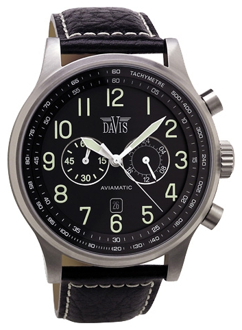 Wrist watch Davis 450 for Men - picture, photo, image