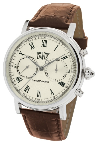 Wrist watch Davis 856 for Men - picture, photo, image