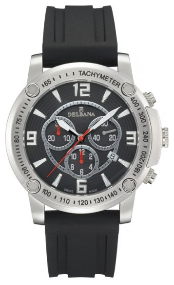 Wrist watch Delbana 41501.558.6.034 for Men - picture, photo, image