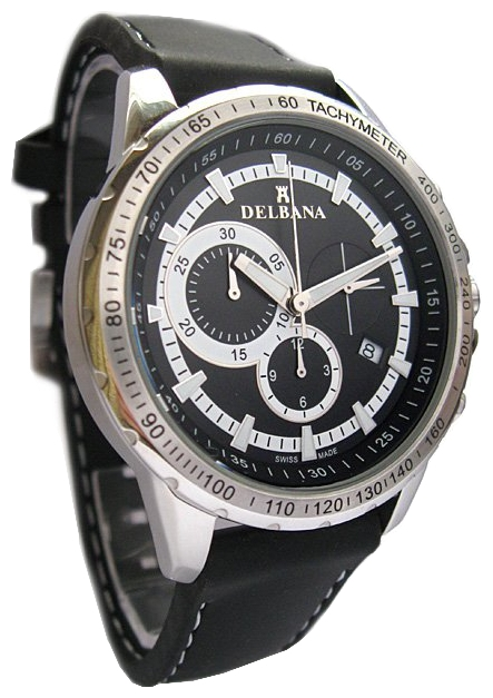 Wrist watch Delbana 41501.572.6.031 for Men - picture, photo, image