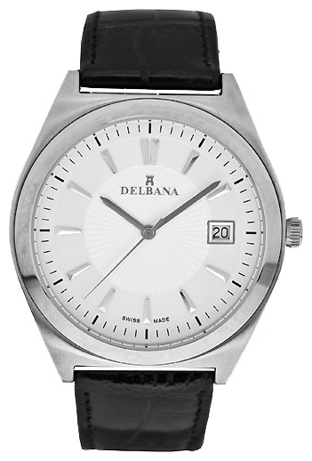 Wrist watch Delbana 41602.336.6.061 for Men - picture, photo, image