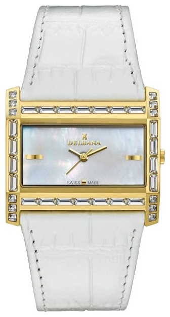 Wrist watch Delbana 42611.531.2.511 for women - picture, photo, image