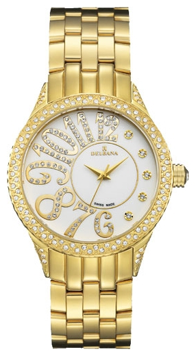Wrist watch Delbana 42711.533.1.012 for women - picture, photo, image