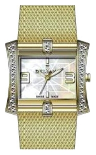 Wrist watch Delbana 42721.561.2.514 for women - picture, photo, image