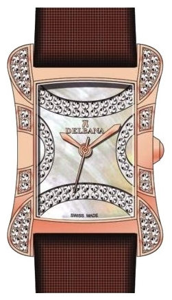 Wrist watch Delbana 43641.529.2.515 for women - picture, photo, image