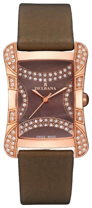 Wrist watch Delbana 43641.529.2.565 for women - picture, photo, image