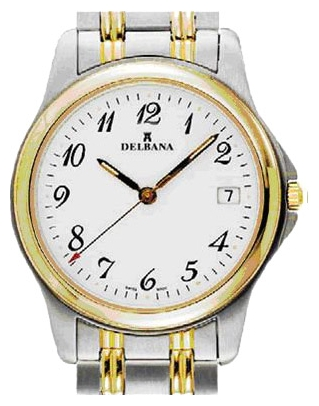 Wrist watch Delbana 467360Y WEISS for Men - picture, photo, image