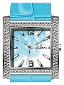 Wrist watch Delbana 467509LS MOP-BL for women - picture, photo, image