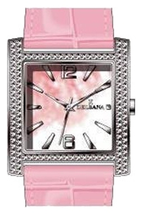 Wrist watch Delbana 467509LS MOP-P for women - picture, photo, image