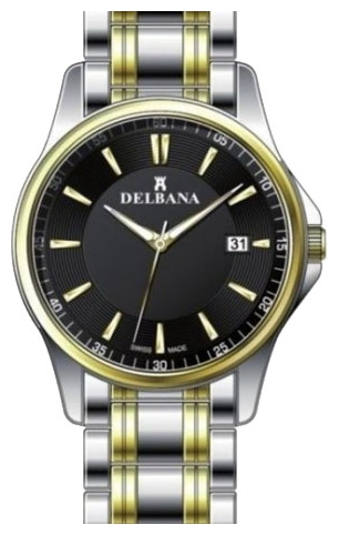 Wrist watch Delbana 52702.360.6.031 for Men - picture, photo, image