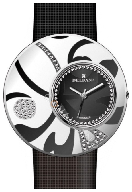 Wrist watch Delbana 64641.563.1.035 for women - picture, photo, image