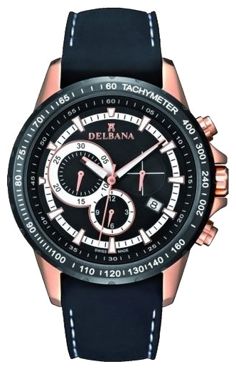 Wrist watch Delbana 73501.572.6.031 for Men - picture, photo, image