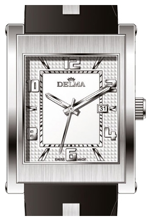 Wrist watch Delma 41501.538.7.064 for Men - picture, photo, image