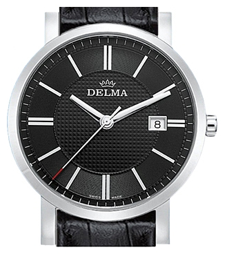 Wrist watch Delma 41601.528.6.031 for Men - picture, photo, image