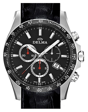 Wrist watch Delma 41601.546.6.031 for Men - picture, photo, image