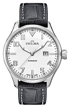 Wrist watch Delma 41601.570.6.014 for Men - picture, photo, image