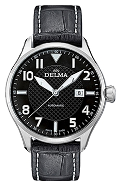 Wrist watch Delma 41601.570.6.034 for Men - picture, photo, image