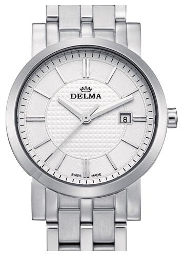 Wrist watch Delma 41701.527.1.011 for women - picture, photo, image