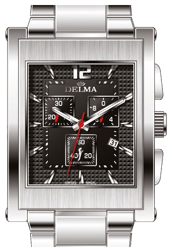 Wrist watch Delma 41701.540.7.034 for Men - picture, photo, image