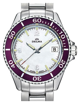 Wrist watch Delma 41701.547.1.516 for women - picture, photo, image