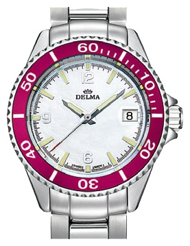 Wrist watch Delma 41701.547.1.517 for women - picture, photo, image