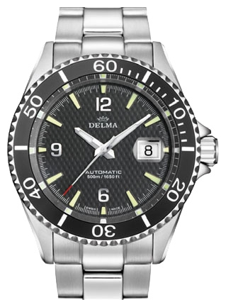Wrist watch Delma 41701.560.6.034 for Men - picture, photo, image