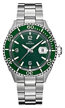 Wrist watch Delma 41701.562.6.144 for Men - picture, photo, image