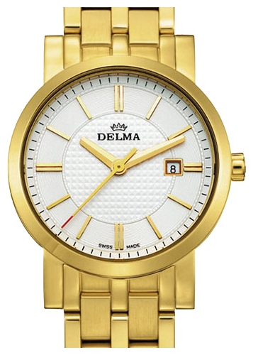 Wrist watch Delma 42701.527.1.011 for women - picture, photo, image