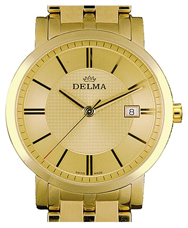 Wrist watch Delma 42701.528.6.021 for Men - picture, photo, image