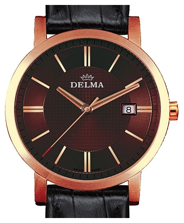 Wrist watch Delma 43601.528.6.101 for Men - picture, photo, image