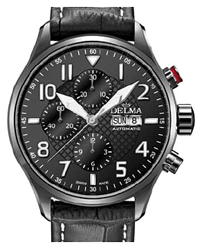 Wrist watch Delma 44601.580.6.034 for Men - picture, photo, image