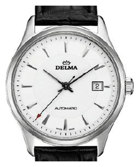 Wrist watch Delma 467348L-SILV-I for Men - picture, photo, image